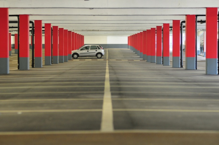 Car Park by Steven Lilley