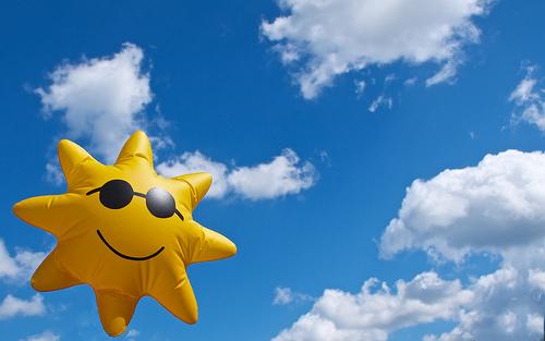 Sunshine and Smiles by Nana Agyei