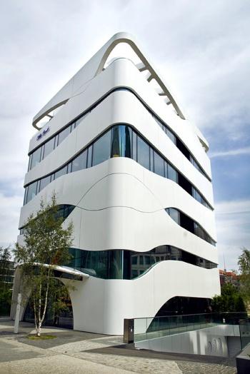 Berlin Science Centre Exterior