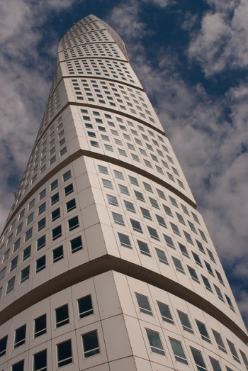 turning torso by Carol Neuschul