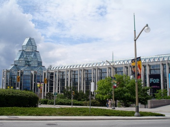 National Gallery of Canada by daryl mitchell
