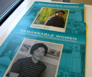 Remarkable Women Posters