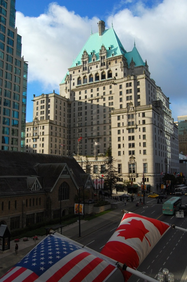 Permalink to Hotels Vancouver Canada
