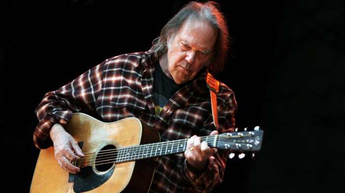 Neil Young by NRK P3