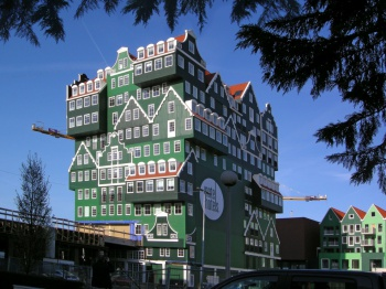 Hotel Inntel Zaandam by Bart van Damme