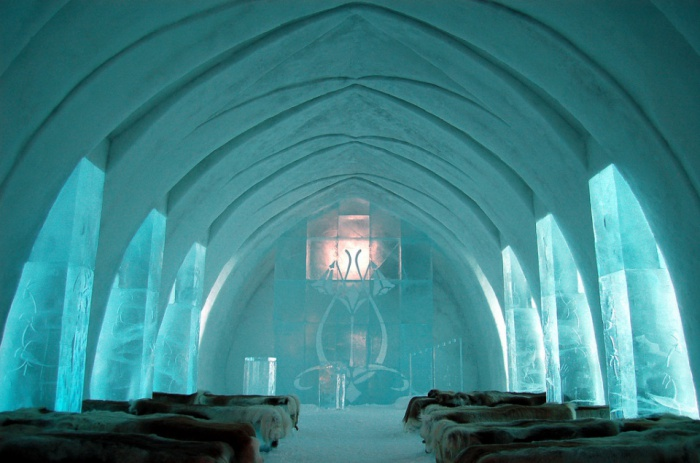 Ice Hotel by bjaglin