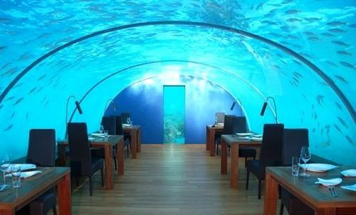 Poseidon Undersea Resorts  courtesy of Poseidon Undersea Resorts