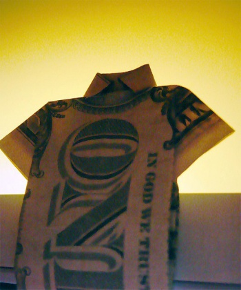 Extra Cash Origami by OH be