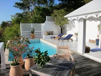 Terrace by Sibarth Villa Rentals
