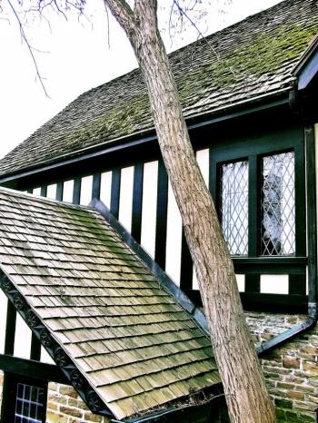 Wooden Shingles by Grant MacDonald