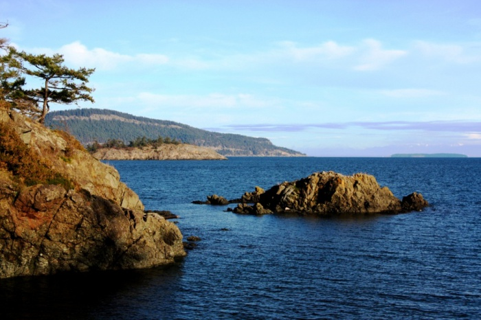 Pender Island by Sam