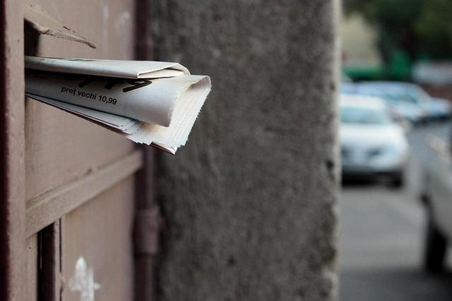 Mail by Bogdan Suditu