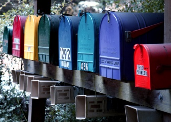 Mail Boxes by Ed Siasoco
