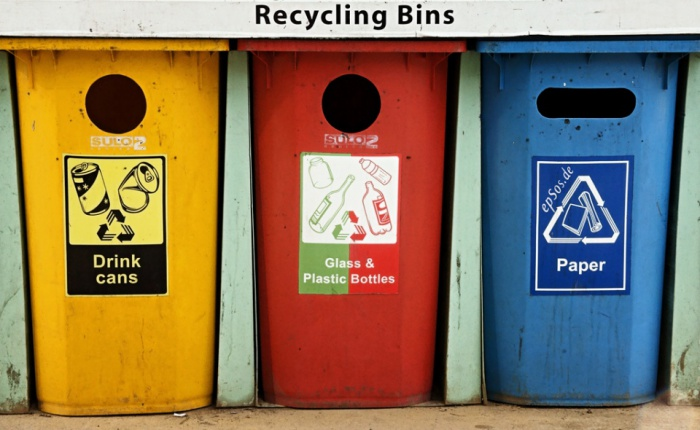 Colourful Recycling by epSos de