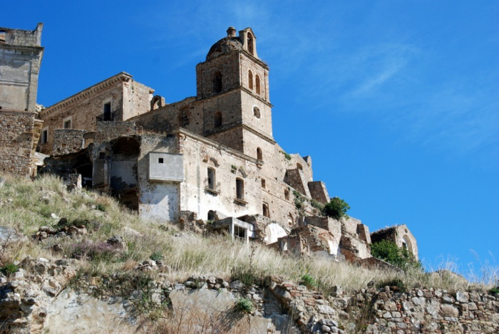 Craco by Ivo Spadone