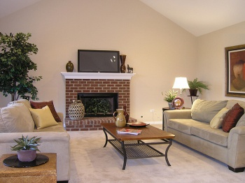 Home After Staging by Real Estaging