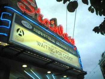 Stanley Theatre by Richard Eriksson