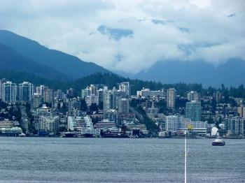 Vancouver by Maya Anas Yataghne