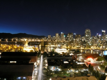 Vancouver by PoYang