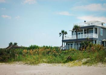 Beach house Florida by Britt Reints