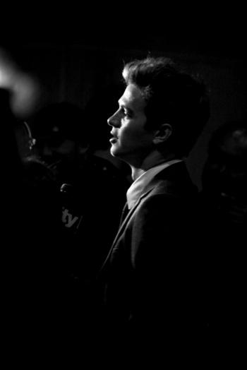 Hayden Christensen by Josh Jensen
