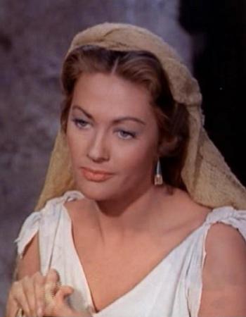 Yvonne De Carlo by Wikimedia Commons
