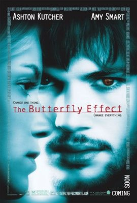 Butterfly Effect poster by Wikimedia Commons