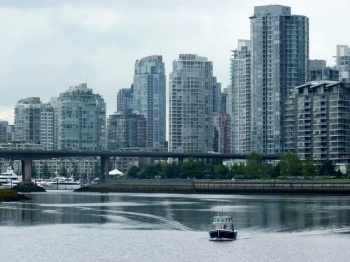 Vancouver by Maya Anais Yataghine