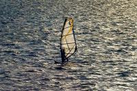Windsurfing by Steve Slaby