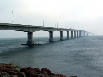 Confederation Bridge by Tuer Geist