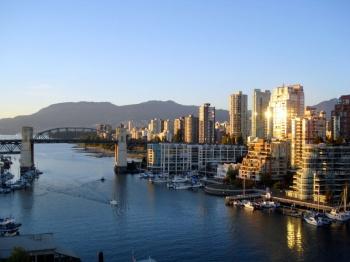 Downtown Vancouver by JamesZ