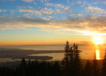 Grouse Mountain by Robert Nyman