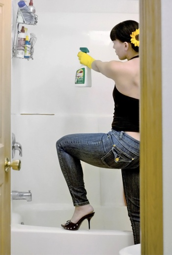 athroom Cleaning by Melissa Barrett2