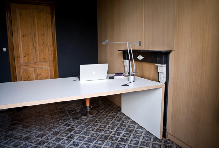 Home Office by Bruno De Regge
