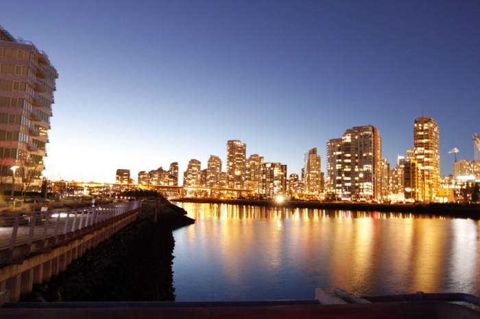 Vancouver Twilight by photodreamz
