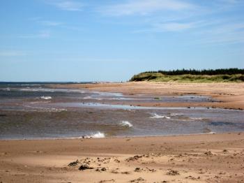 Summer Prince Edward Island by Michael Sprague
