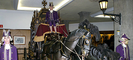 Museum of Funeral Carriages