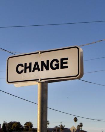 Change by m a r c