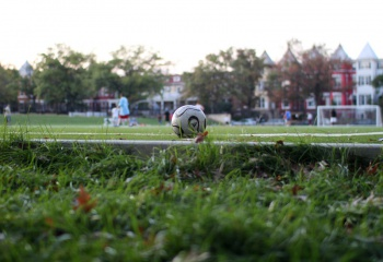 Soccer Ball by MrT