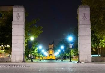 University of Toronto by Nayu Kim