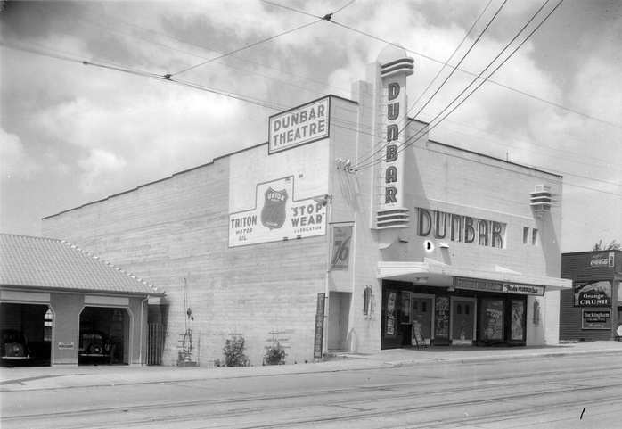 Dunbar Theatre 1937