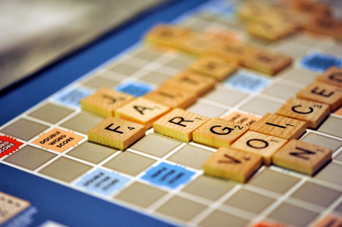 Scrabble Jargon by Wil Taylor