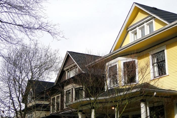 Vancouver House by Adam Jones