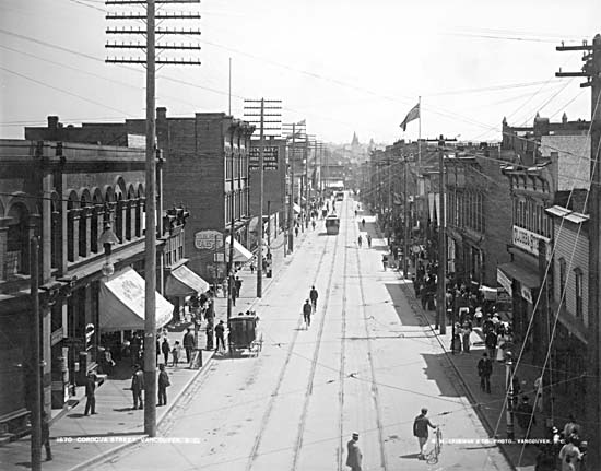 Cordova Street 1890