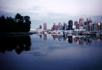 Vancouver by Gord McKenna