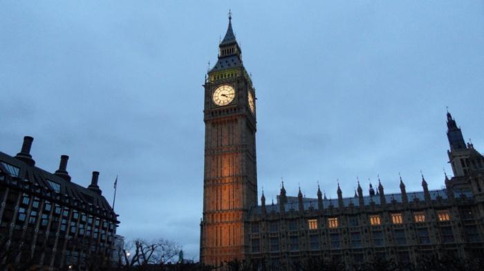 Big Ben by  aimee daniells