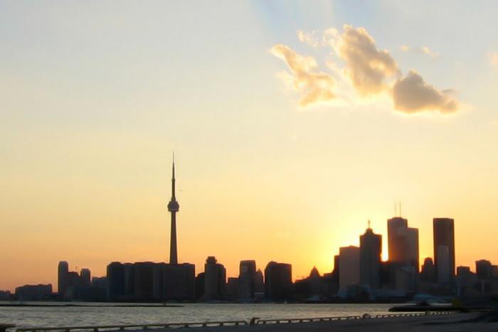 Toronto by John Vetterli