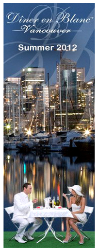 Dner en Blanc Vancouver