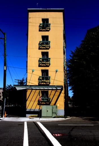 House in Gastown Vancouver by Nihat Karakum