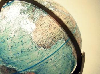 Around the World by Rachfog